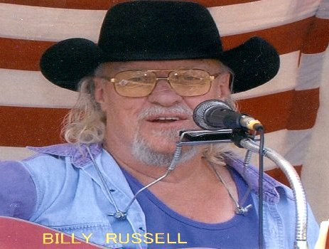 Local Artist Billy Ray Russell