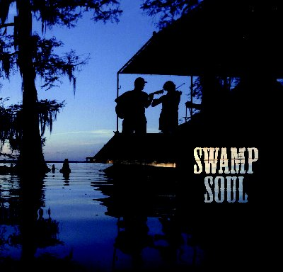 Local Artists - Swamp Soul
